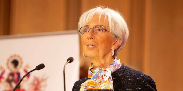Christine Lagarde delivers 2019 Tacitus Lecture